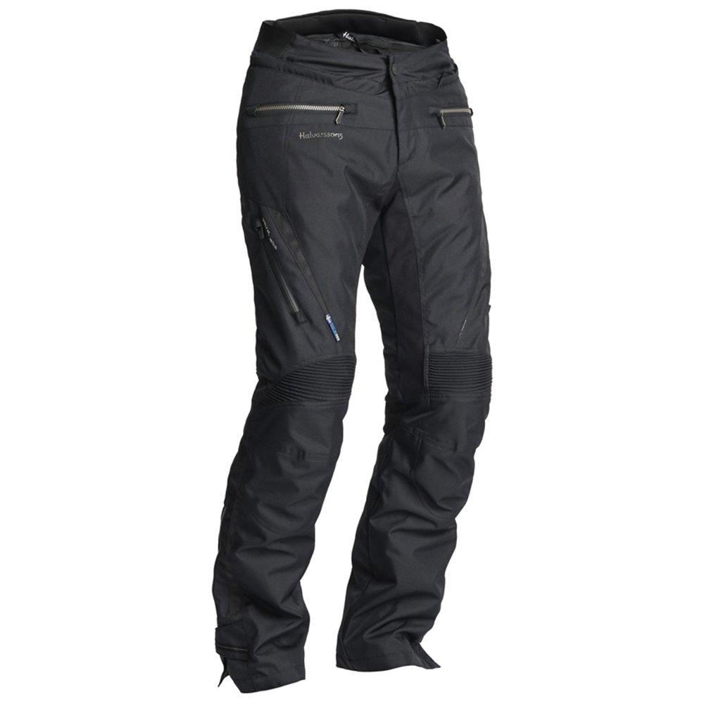 Halvarssons Textile pants W-Pants Black Short Leg 54