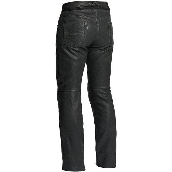 Halvarssons Leather pants Seth Black 52