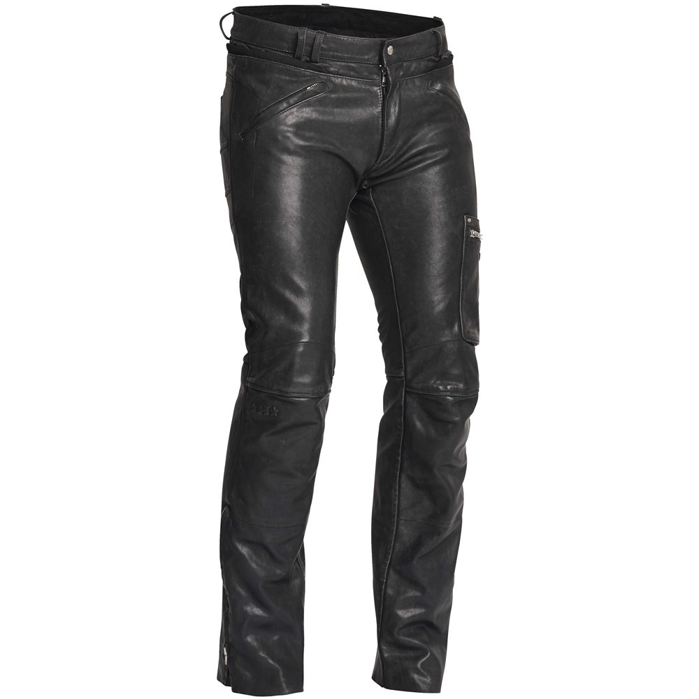 Halvarssons Leather pants Rider Black 60