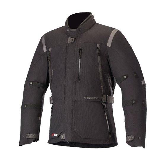 Alpinestars Jacket Distance Drystar Black 4XL