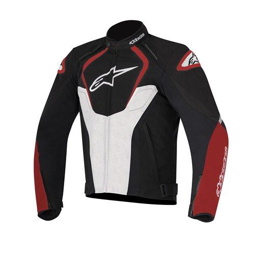 Alpinestars Jacket T-Jaws WP Black/White/Red 2XL