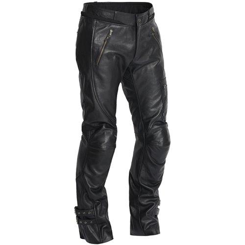 Halvarssons Leather pants Leon Black 56