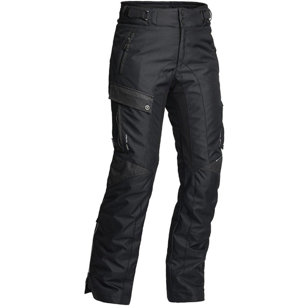 Lindstrands Textile pants Zh Pants Lady Black Short Leg 42