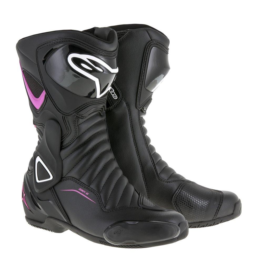 Alpinestars Boot Stella SMX-6 v2 black/pink 36