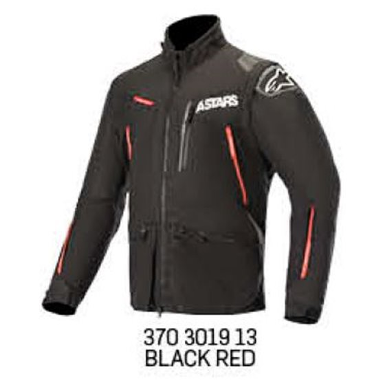 Alpinestars jacket Venture R, black/red 2XL