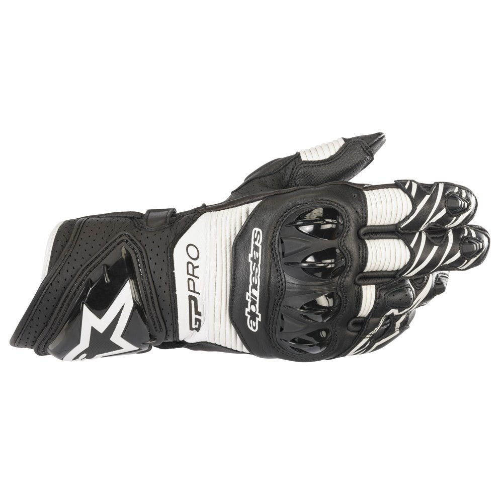 Alpinestars Glove GP Pro R3 Black/White M