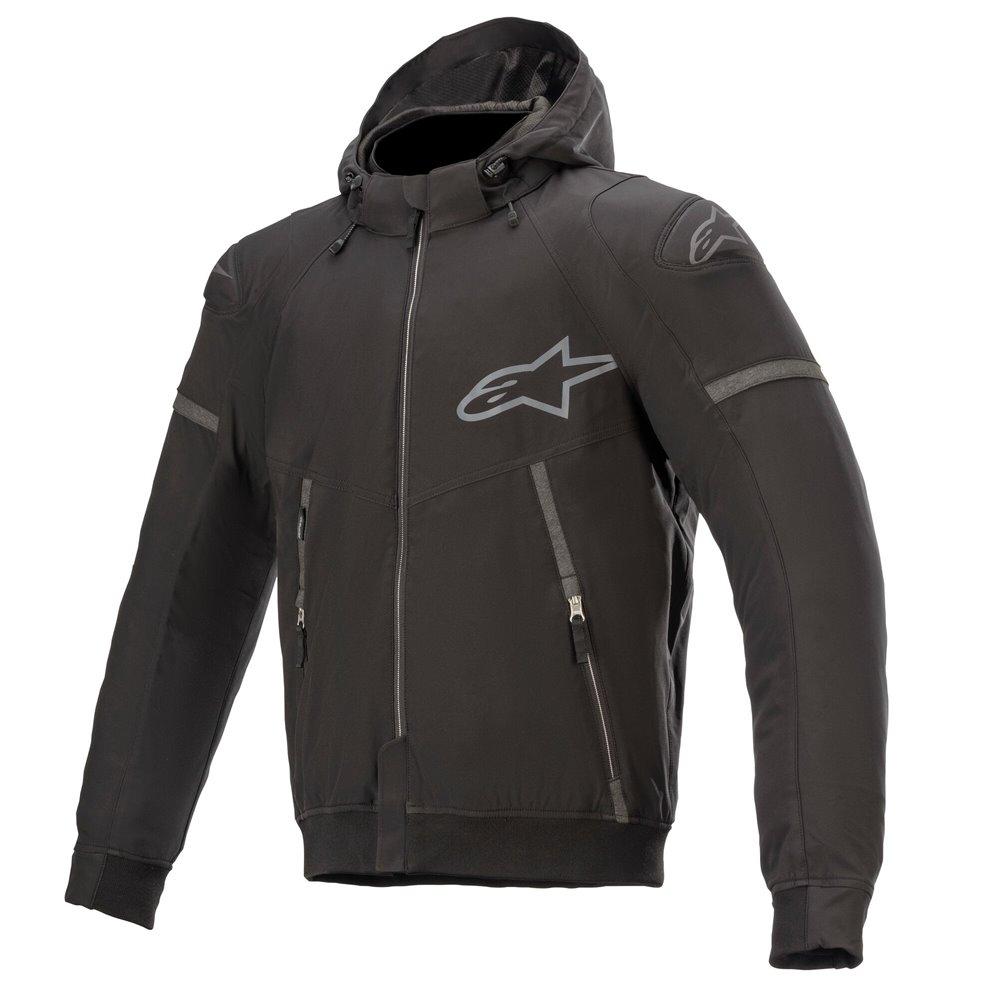 Alpinestars Textil Jacket Sector v2 Tech Hoodie Black 2XL