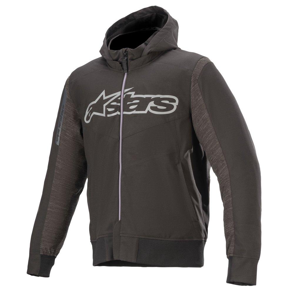 Alpinestars Textil Jacket Rhod Windstopper Hoodie Black M