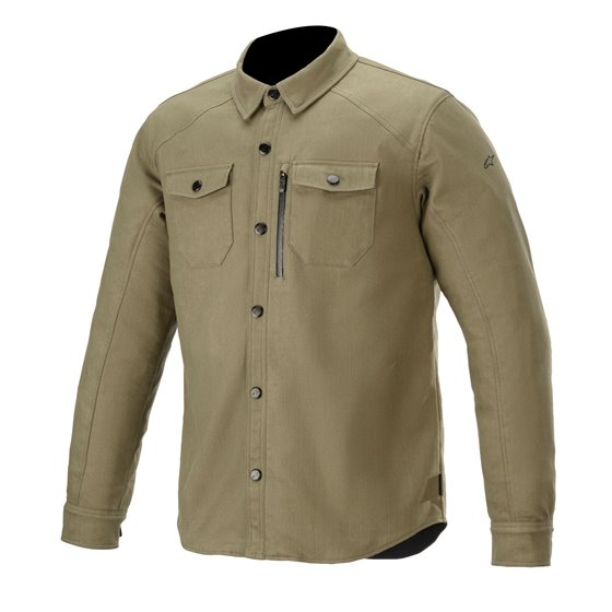 Alpinestars Textil Jacket Newman Military green 3XL
