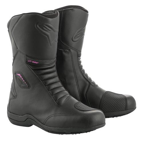 Alpinestars Boots Women Andes v2 Drystar Black/Fuchsia 37