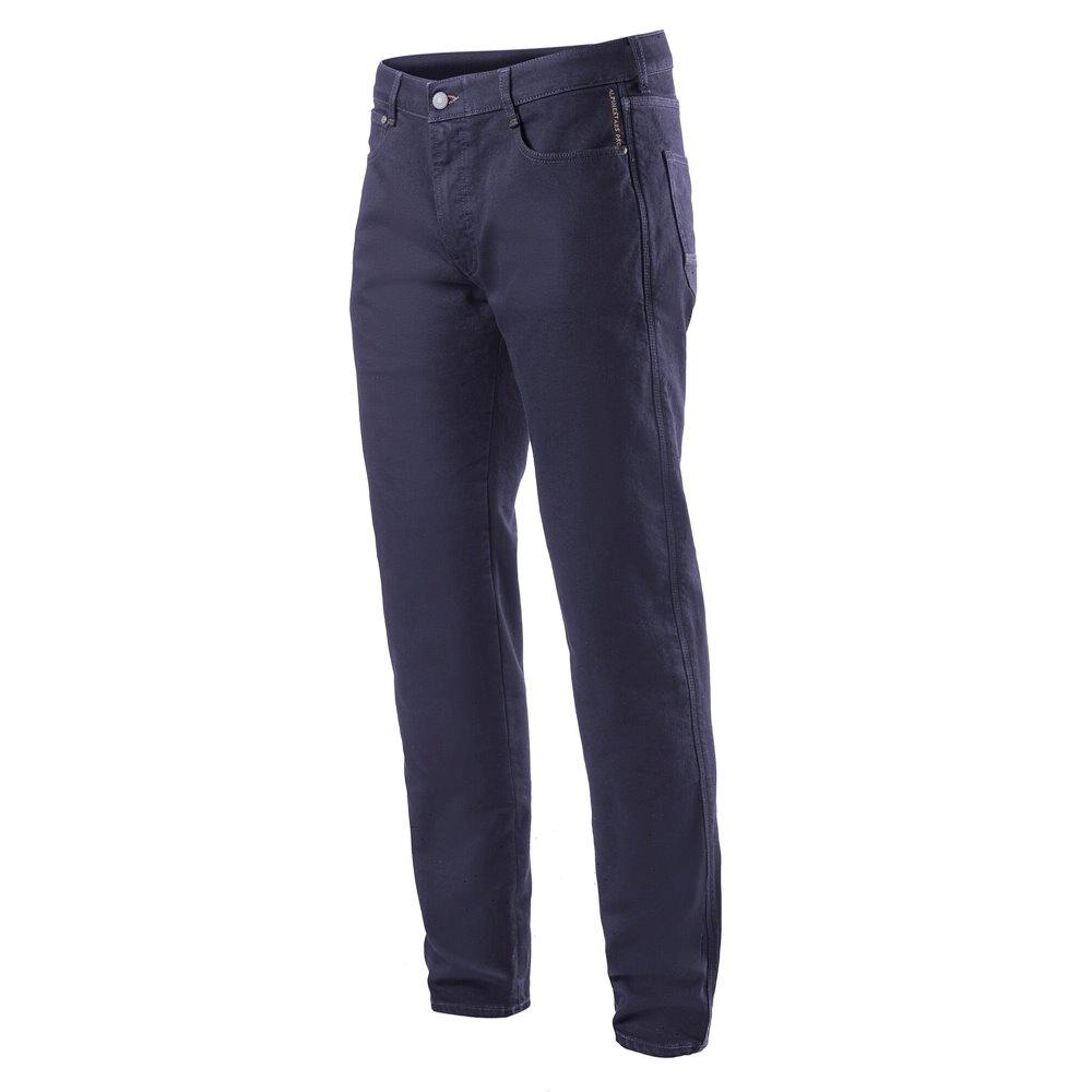 Alpinestars Jeans Copper 2 Aramidic Dark Blue 38