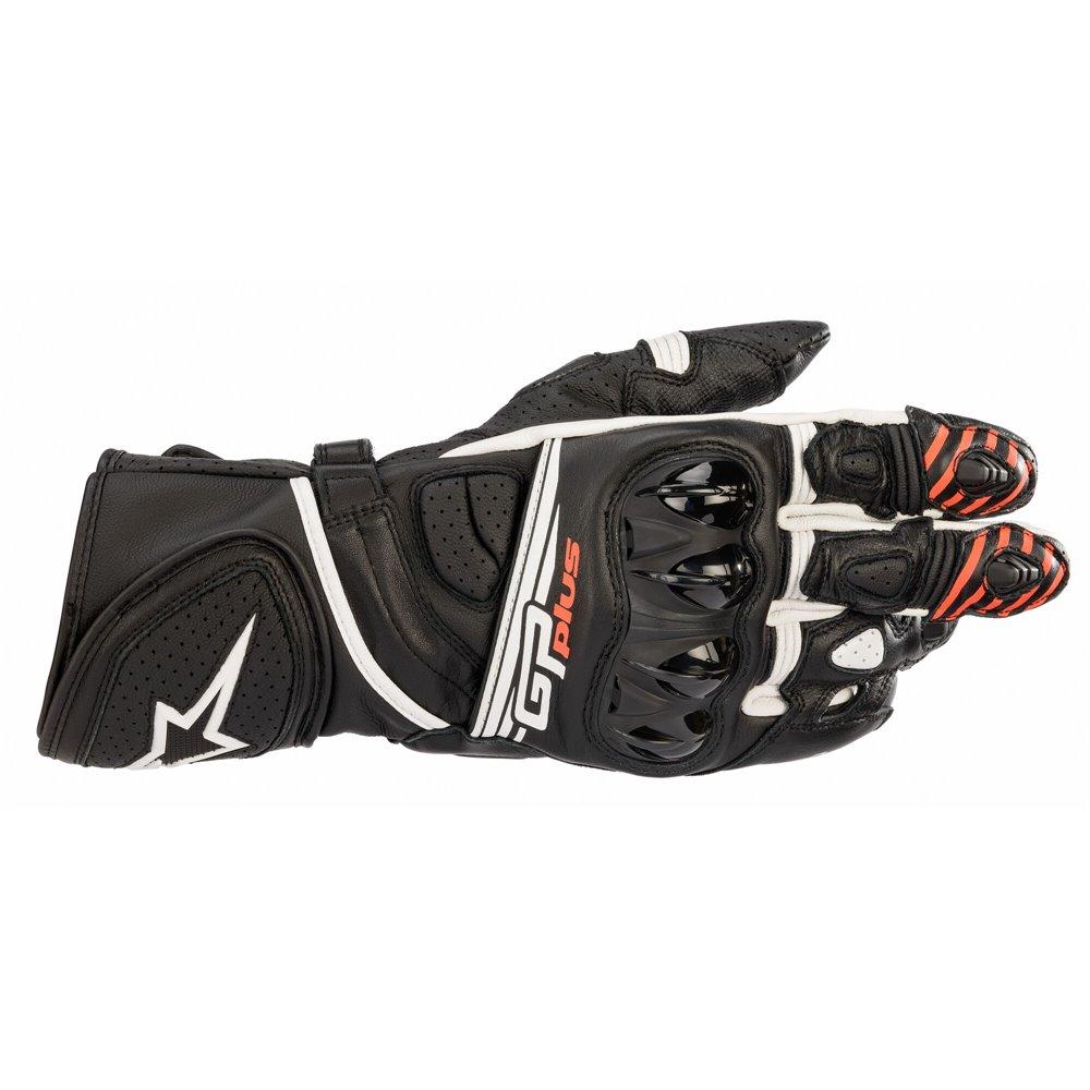 Alpinestars Gloves GP Plus R v2 Black/White 3XL