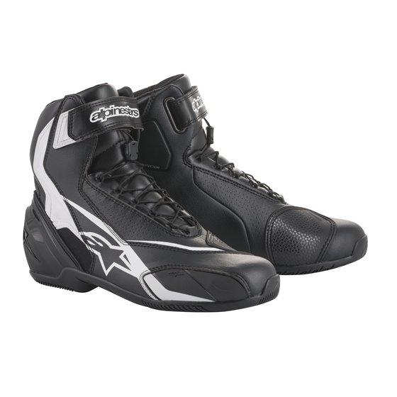 Alpinestars Shoe SP-1 v2 Black/White 42