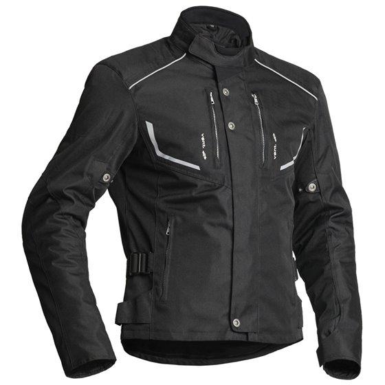 Lindstrands Textile jacket Halden Lady Black 42