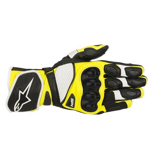 Alpinestars Gloves SP-1 v2 Black/Fluoyellow S