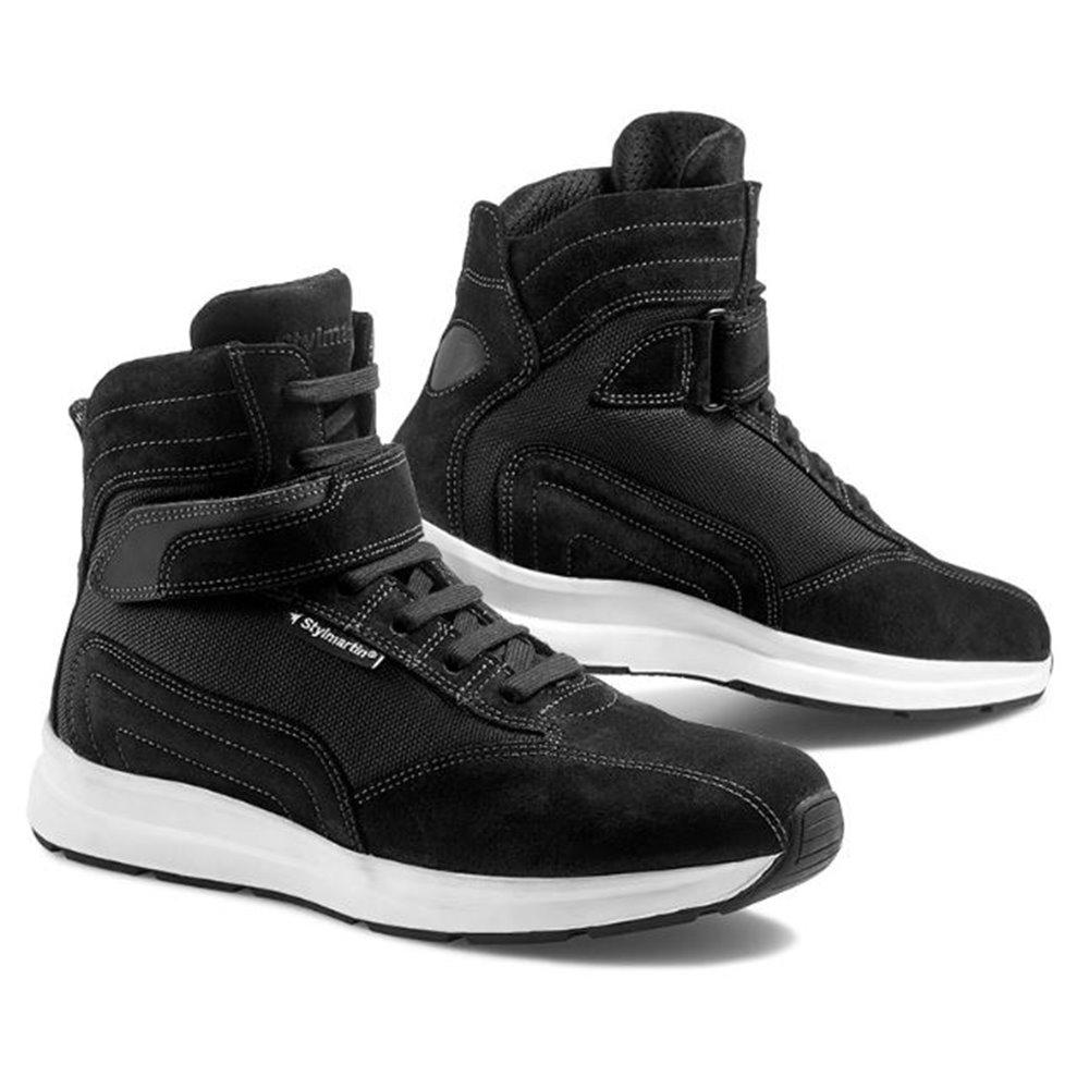 Stylmartin Audax WP Black/White 45