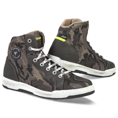 Stylmartin Shoes Raptor Evo Camo 45
