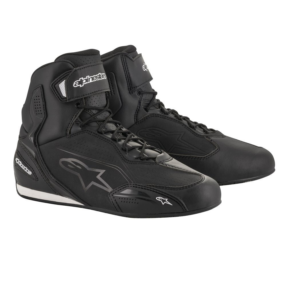 Alpinestars Shoe Faster-3 Black/Black 45
