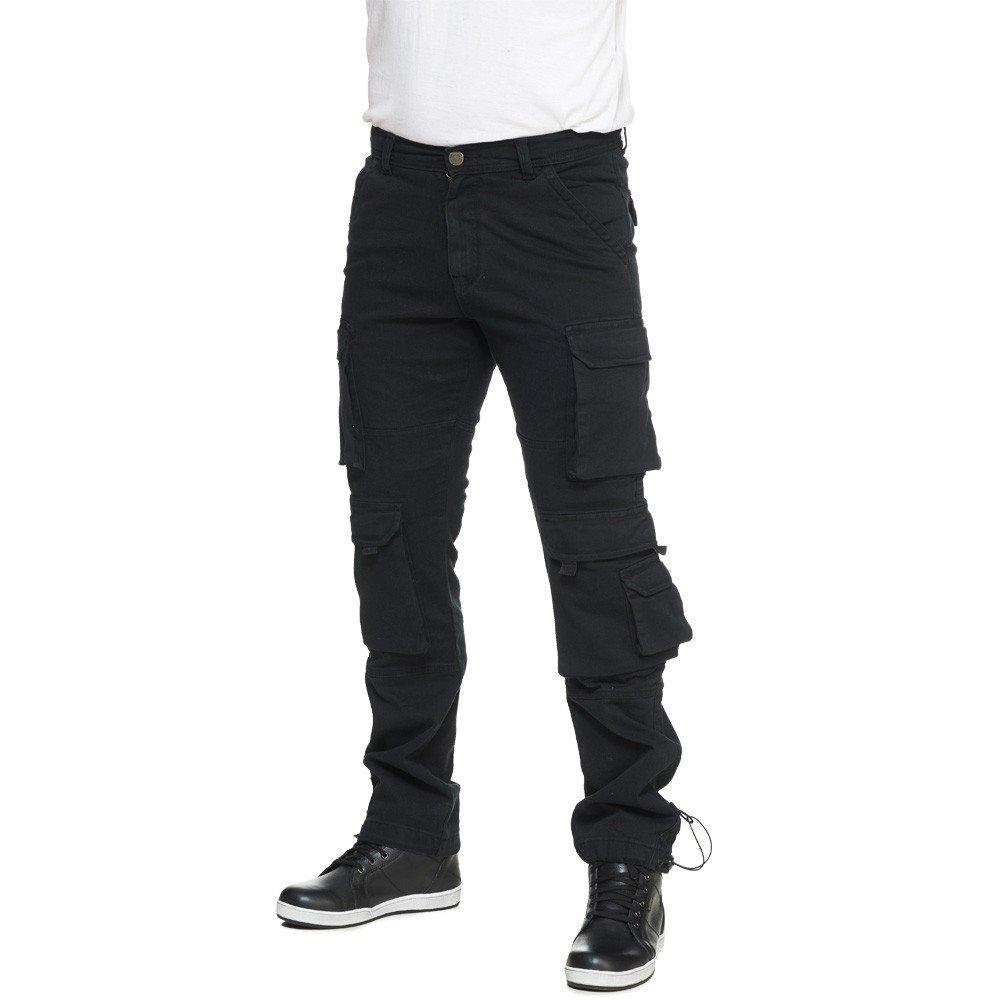 Sweep Kevlar Jeans Black Jack, black 34/32