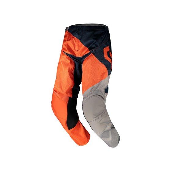 Scott Pants 350 Dirt Kids orange/blue 22