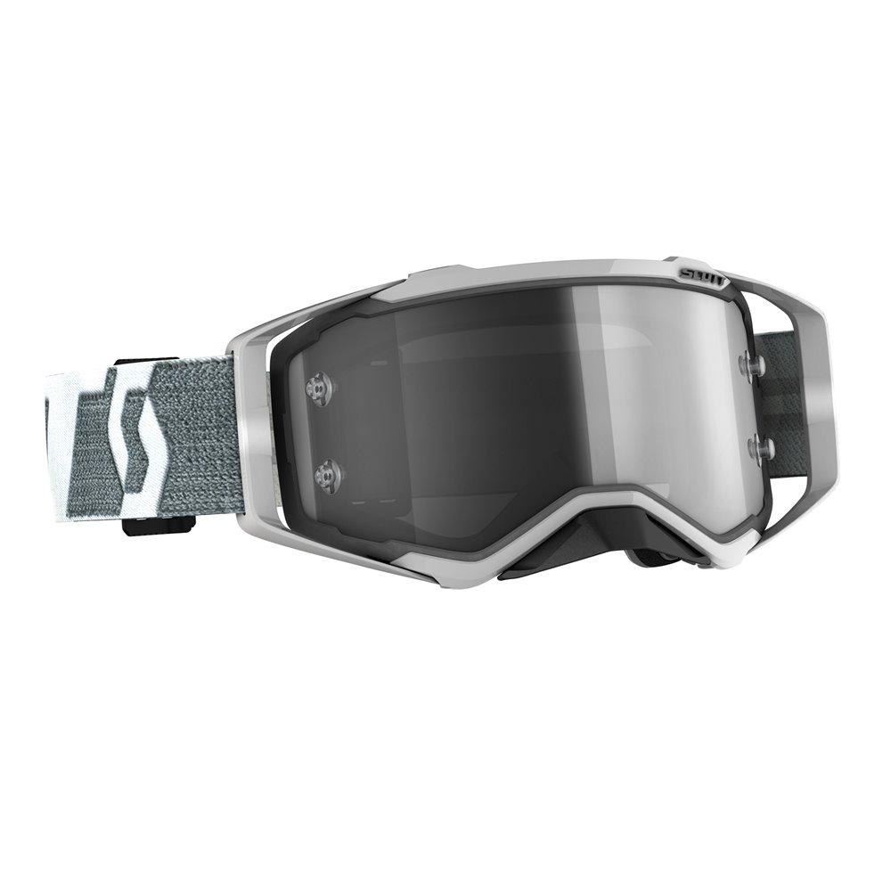 Scott Goggle MX Prospect LS grey/grey light sensitive grey works