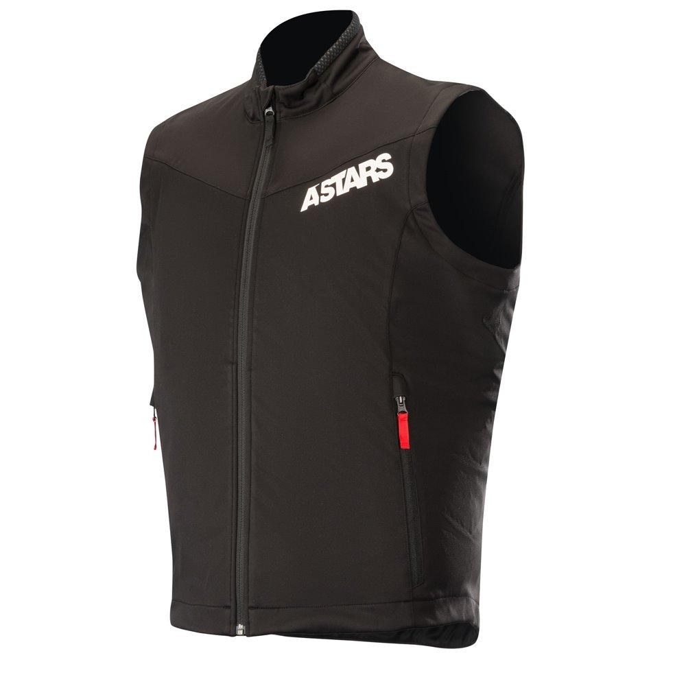 Alpinestars vest Session Race, black/red 3XL