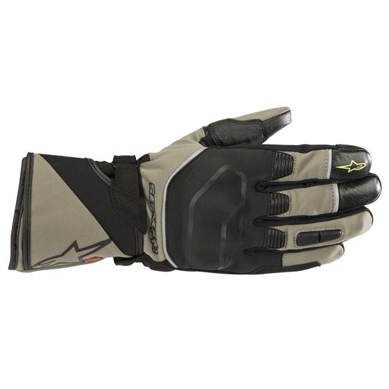 Alpinestars Glove Andes Touring Outdry laminateded Militarygreen/Black M