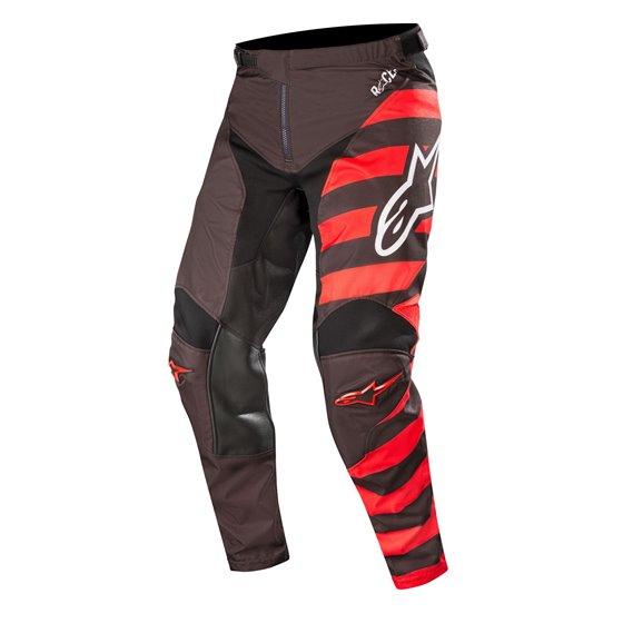 Alpinestars pants Racer Braap, black/red/white 28