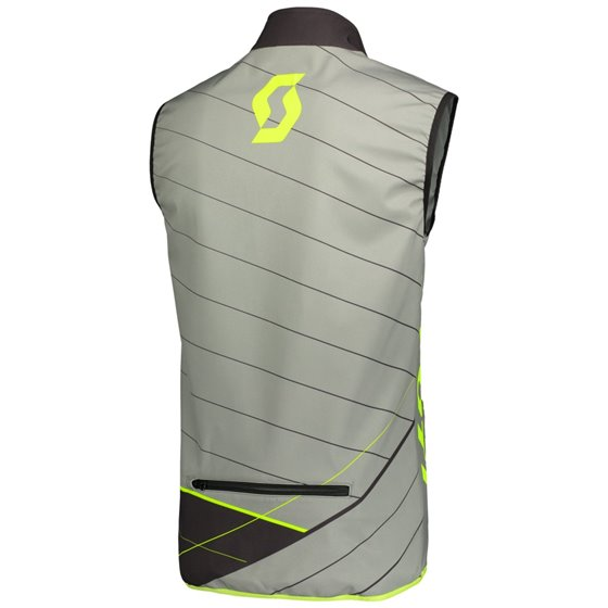 Scott Vest Enduro black/yellow 2XL