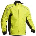 Lindstrands Rain jacket DW+ Jacket Black/yellow L