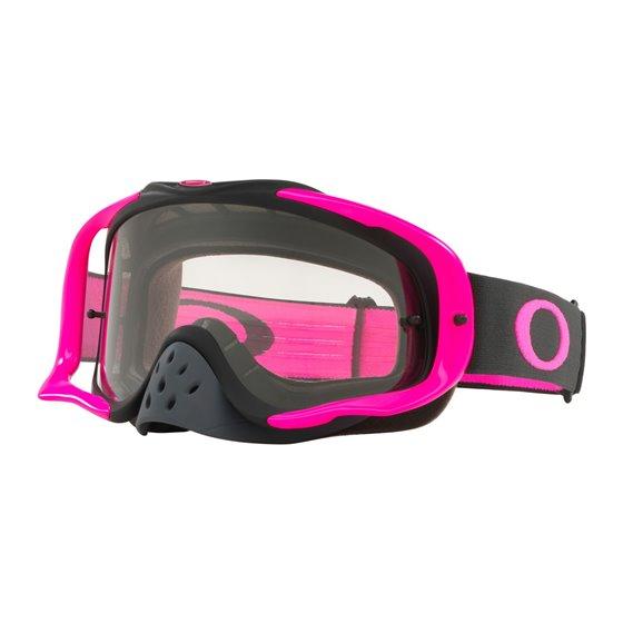 Oakley CROWBAR MX Pink Gunmetal Clear