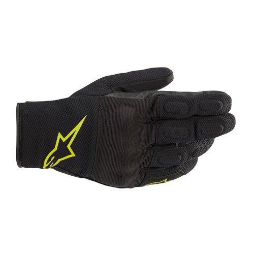 Alpinestars Gloves S Max Drystar Black/Yellow Fluo XL