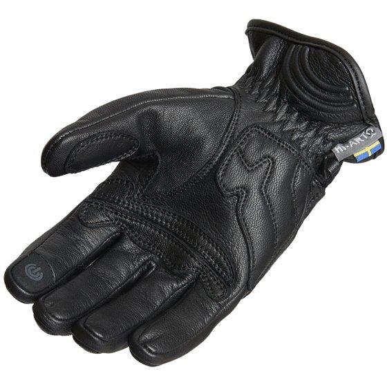 Lindstrands Glove Lauder Black 09