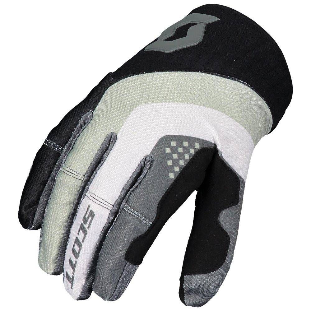 SCOTT Glove 450 Podium black/grey XL