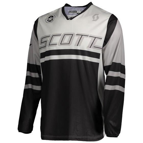 SCOTT Jersey 350 Race black/grey 2XL
