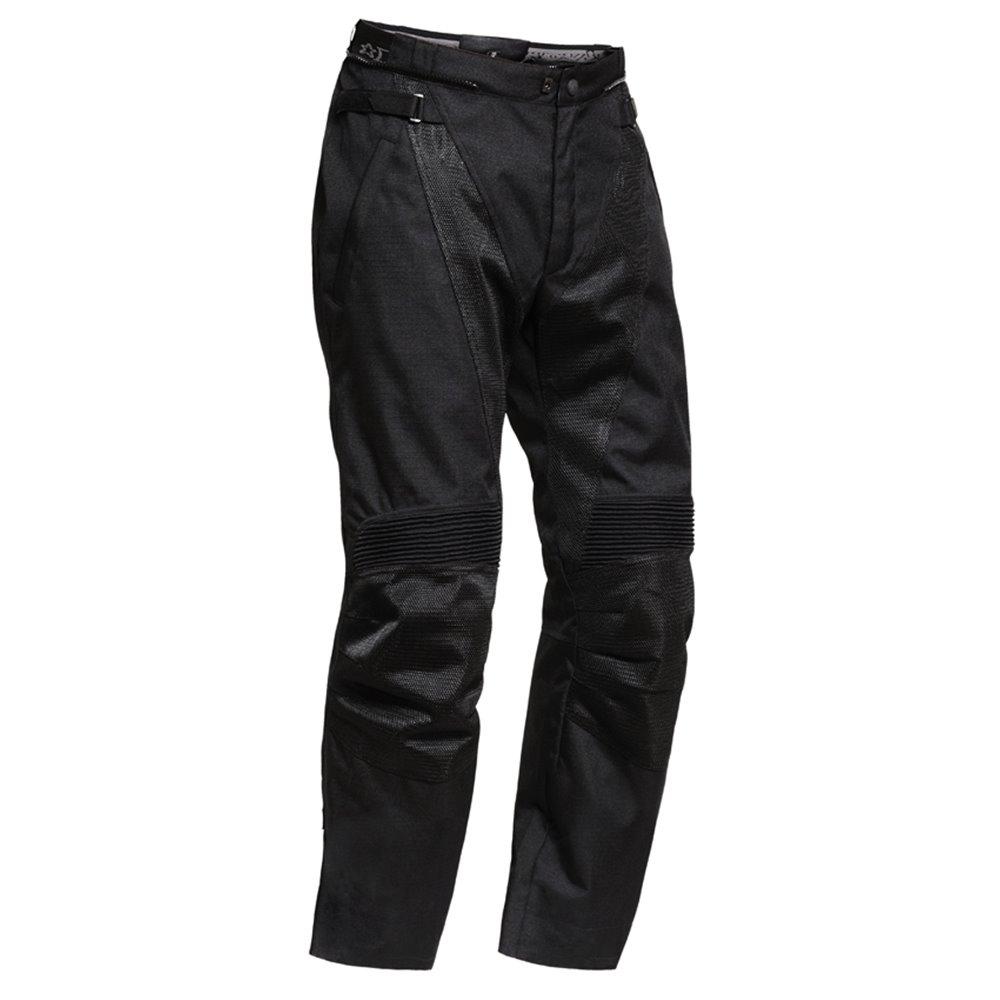 Halvarssons Textile Pants Passad 2 Black short and wide 108