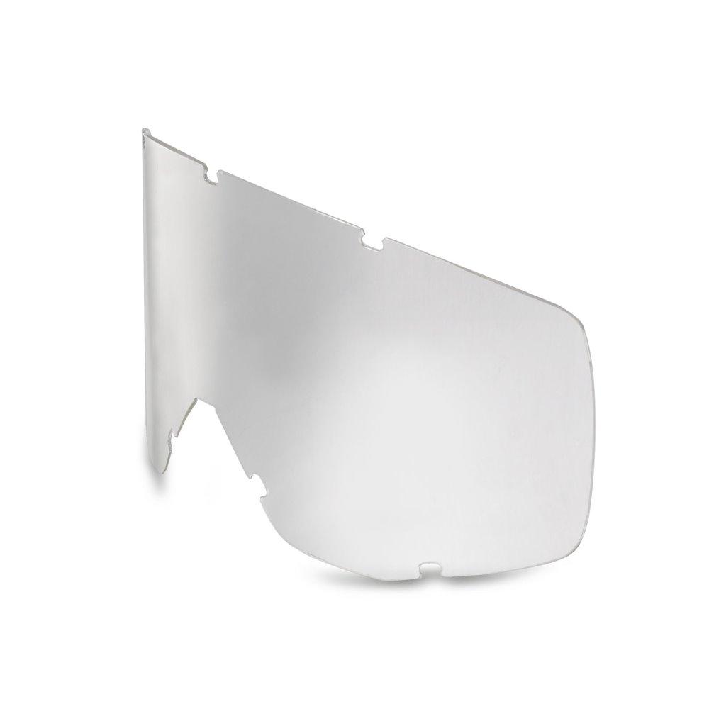 Scott lens Hustle MX SGL WKS clear silver chrome afc wks