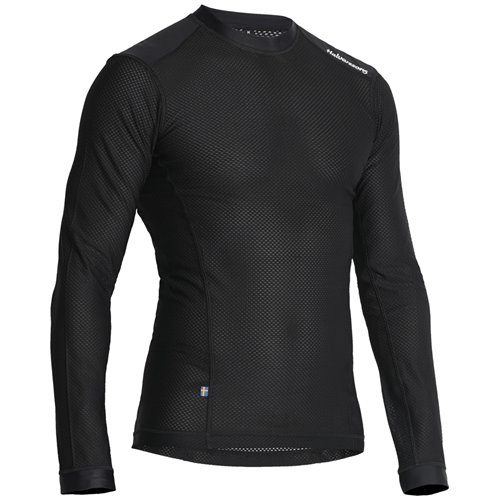 Halvarssons Sweater Mesh Black 3XL
