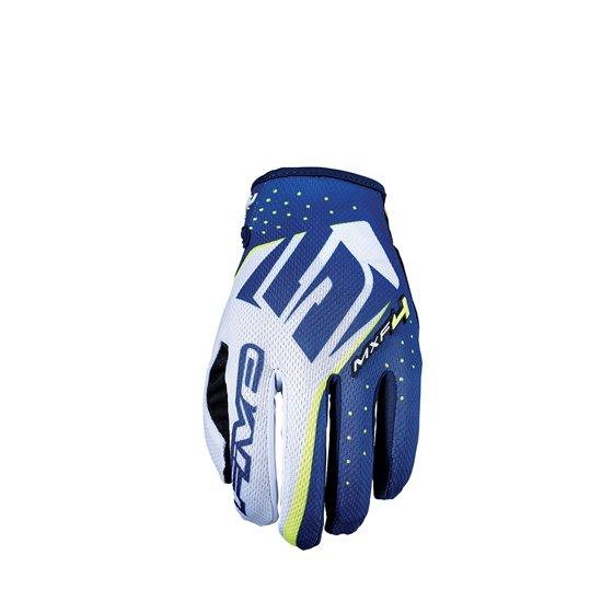 Five Glove MXF4 Fluo Yellow 2XL