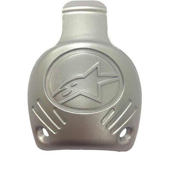AlpinestarsRepl.Heel cap (SuperTech/SMX Pl) silver 42-48