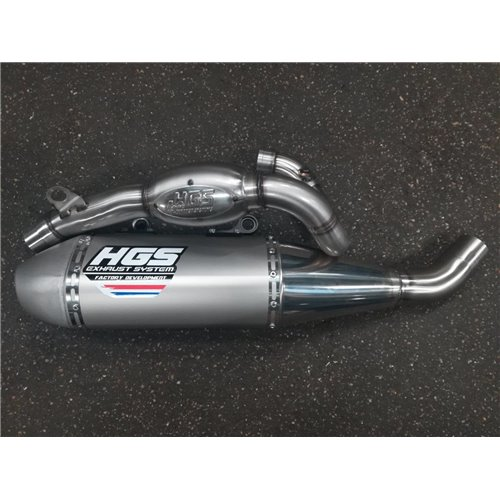HGS Exhaust system 4T Complete set new design FE450 20
