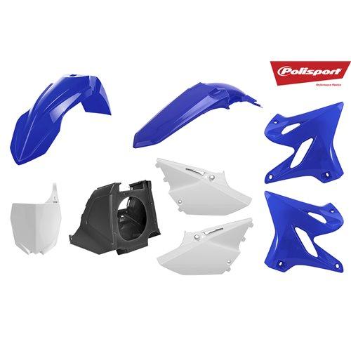 Polisport plastic kit YZ125/250 02-17 OEM