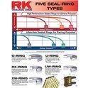 RK GB520GXW XW-ringchain Gold +CLF(rivet l.)