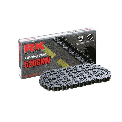 RK 520GXW XW-ringchain +CLF(rivet l.)