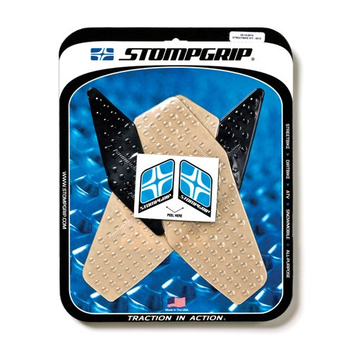 Stompgrip Universal Strips - Volcano : Clear
