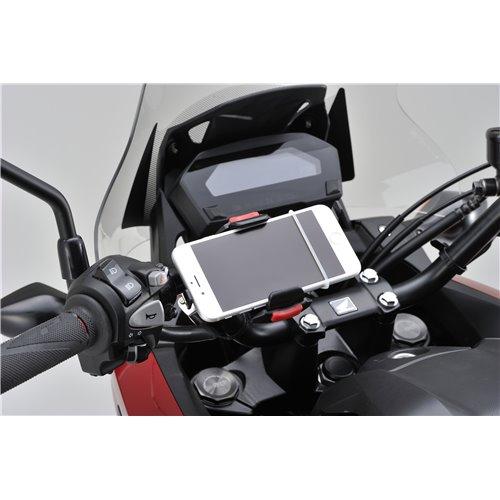 Daytona smartphone holder, quick-release clamp