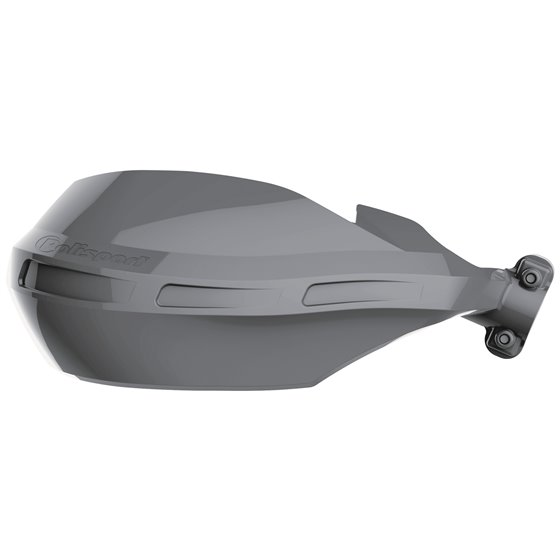 Polisport Nomad  Handguards + Universal Mounting Kit Nardo Grey