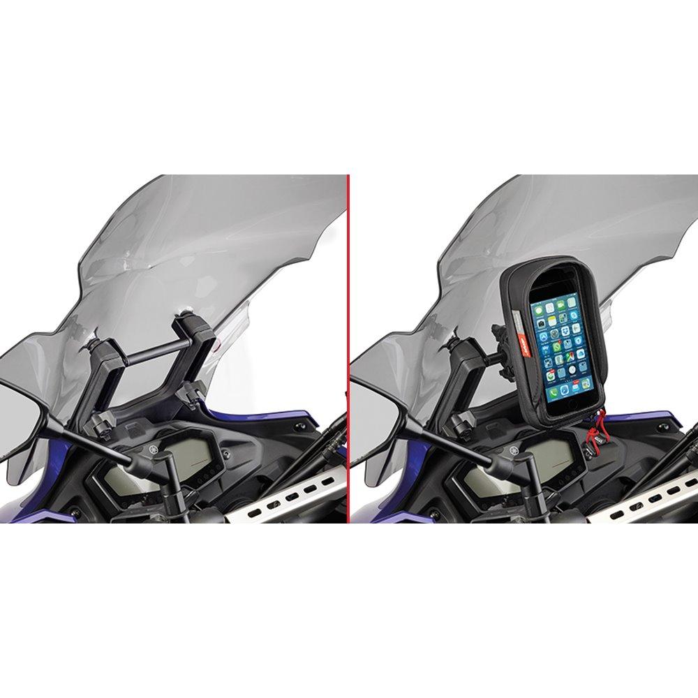 Givi Fairing upper bracket behind the windshield MT-07 Tracer (16)