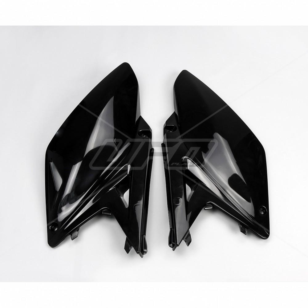 UFO Side panels RM-Z250 10-18 Black 001