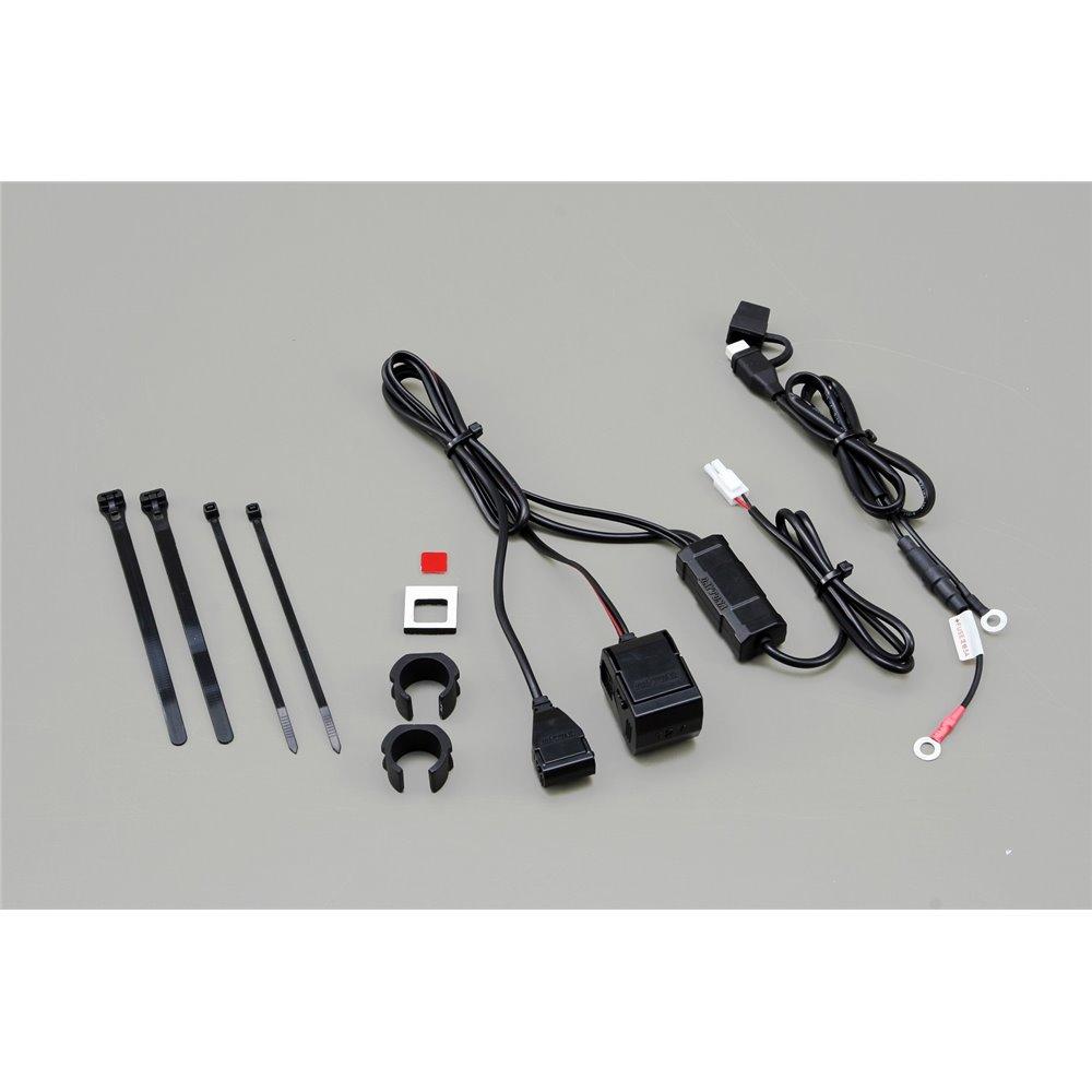 Daytona 12V USB/Cigarettelighter socket